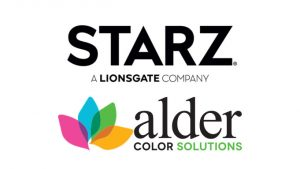 STARZ Entertainment   Achieving color accuracy with Alder Color Solutions