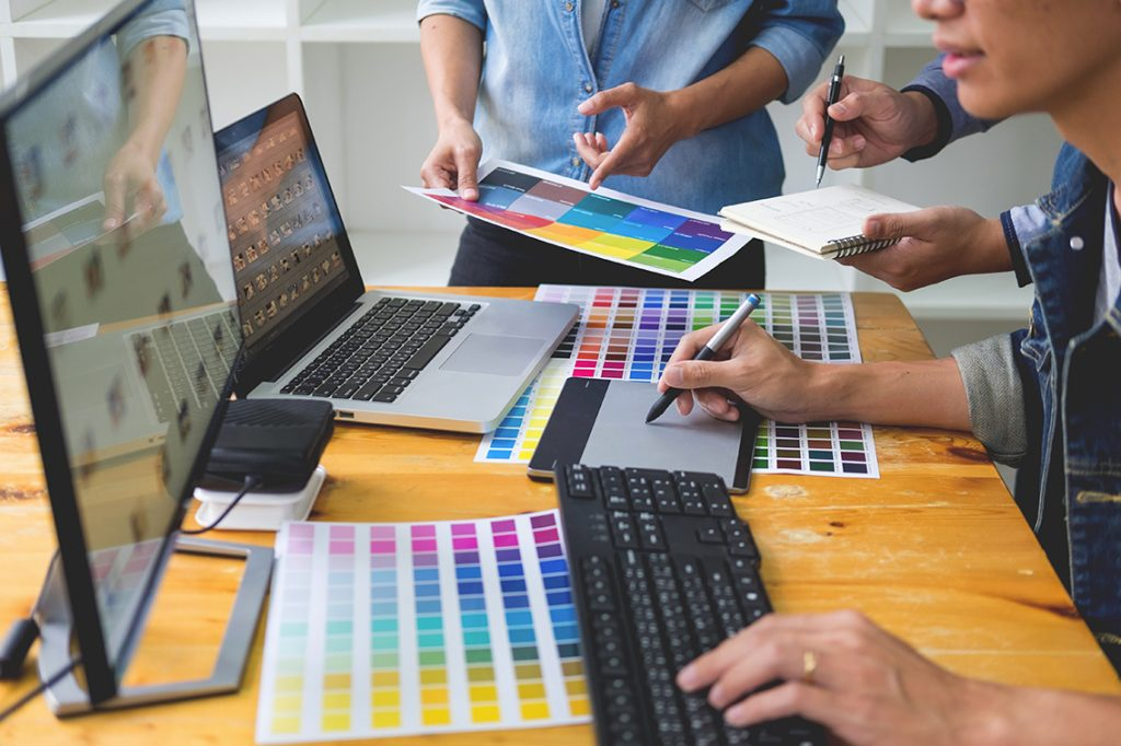 Print & Color Innovations of 2020